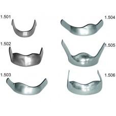 Matrice TOR  kovové konturované 0,050mm 12 ks na premoláry