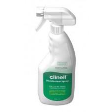 CLINELL bezalkoholová povrchová dezinfekce, 500 ml lahev s rozprašovačem