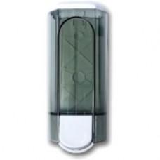 Dávkovač  dezinfekce nebo mýdla průhledný 800 ml na zeď
