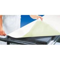VALA PROTECT basic 80 x 175 cm, ochranné podložky, papír+PE, zelená, 25 ks