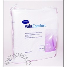 Utěrka VALA COMFORT skládaná  z netkané textilie 34 x 38cm 50 ks