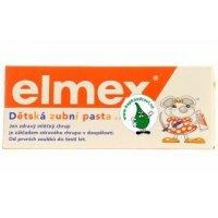 ELMEX dětská zubní pasta do 6 let 50 ml
