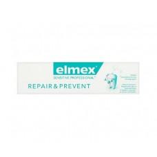 ELMEX REPAIR + PREVENT proffesional zubní pasta 75 ml