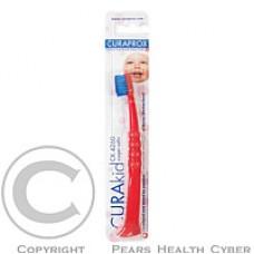 CURAPROX KID 4260 ultra soft dětský zubní kartáček