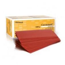 CERADENT 1000 g vosku v destičkách 170 x 90 mm, tlouštka 1,2 - 1,4 mm