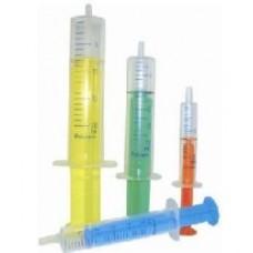 Stříkačka injekční LUER CHIRANA 100 ks