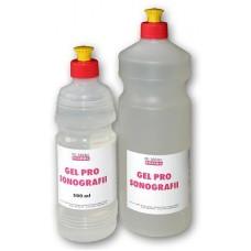 SONOGEL pro ultrazvuk 1 l lahev