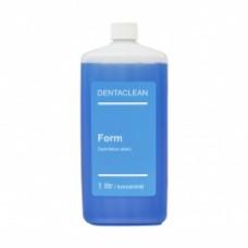 DENTACLEAN FORM čištění a dezinfekce otisků, 1 litr