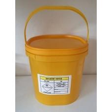 Kontejner (nádoba) na použité jehly  a nebezpečný odpad 5 l