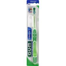 GUM TECHNIQUE PLUS compact medium zubní kartáček v blistru